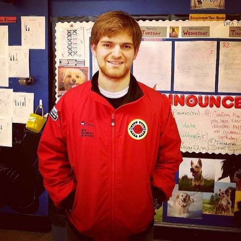 After: Blogging for City Year